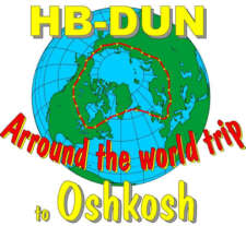 Arround the World Logo